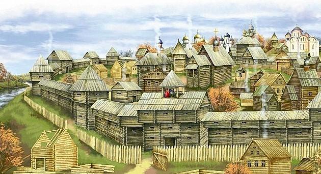 Картинки по запросу города древних славян